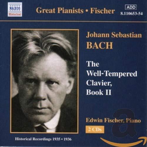 Great Pianists Edition - Edwin Fischer: Das Wohltemperierte Klavier, Teil 2 (Aufnahmen 1935-1936)
