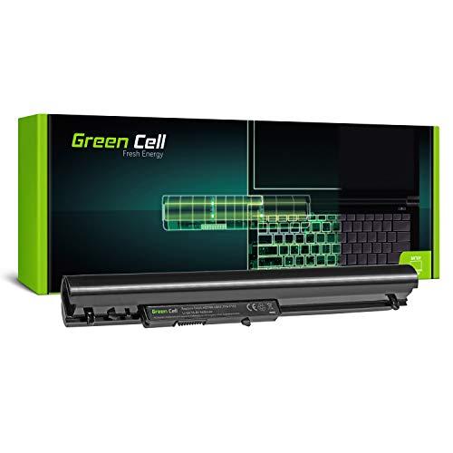Green Cell Extended Serie OA04 HSTNN-LB5S HSTNN-LB5Y HSTNN-PB5S HSTNN-PB5Y 746641-001 740715-001 Batería para HP Ordenador (4 Celdas 4400mAh 14.4V Negro)