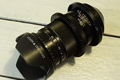 Cinema 35 mm 4K Tele JUPITER-37A 3.5/135 mm Lens with PL-Mount Red One A by USSR