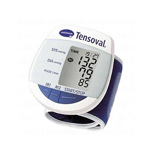 Hartmann Tensoval Mobil Vollautomatisches Handgelenk-Blutdruckmessgerät
