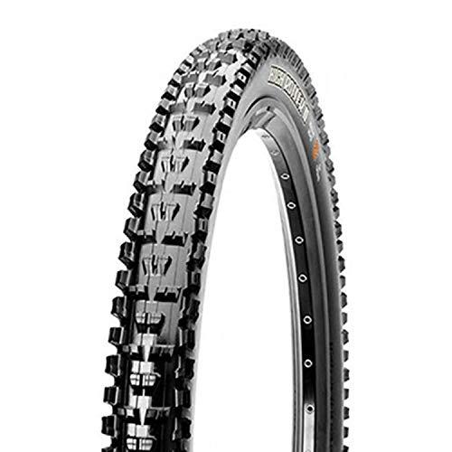Maxxis MTB-Reifen 27,5 x 2,60 High Roller II EXO Tubeless Ready schwarz TS (66-584) (Schlamm) Dual 60TPI