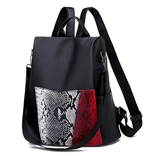 Daking-store basic backpacks Zaino antifurto Oxford, da donna, alla moda, impermeabile, da viaggio,...