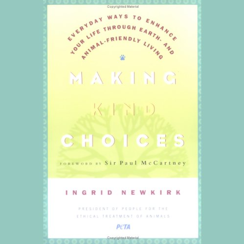 Making Kind Choices audiobook cover art