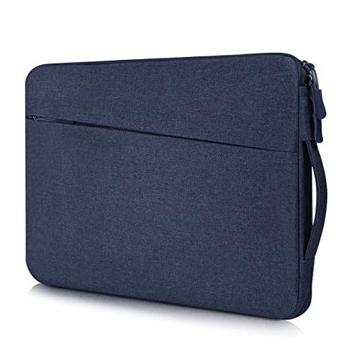 11.6-12.3 Inch Laptop Bag Case for Men Women Briefcase with Handle for HP Pavilion x360 11.6, Lenovo Chromebook C330 11.6, DELL XPS 13 7390 9380, Dell Acer ASUS Samsung Chromebook Carrying Bag, Blue