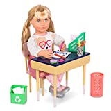 Our Generation BD35123Z - Escritorio Escolar para muñecas