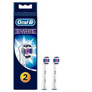 Oral-B 3D White Aufsteckbürsten, 2er Pack (2 x 2 Stück) (B003U9V7OQ) | Amazon price tracker / tracking, Amazon price history charts, Amazon price watches, Amazon price drop alerts