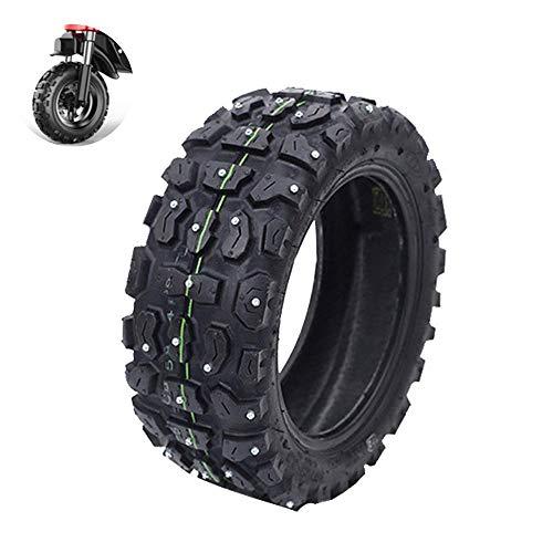 XYSQWZ Neumáticos Duraderos Neumático para Nieve Todoterreno 90-65-6.5 De 11 Pulgadas con Clavos Antideslizantes Resistentes Al Desgaste Adecuado para Accesorios De Neumáticos Duraderos Ruedas De