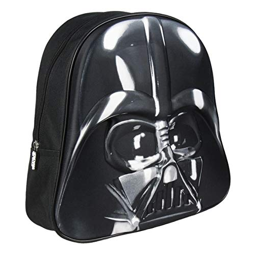MOCHILA INFANTIL 3D STAR WARS DARTH VADER