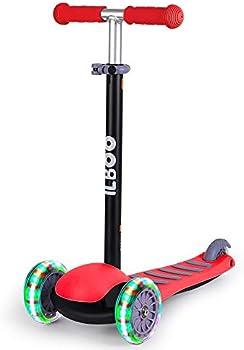 Unichart 3-Wheeled Kick Scooters