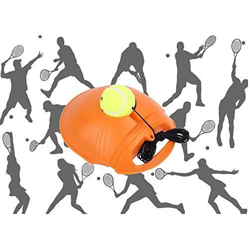 TopHGC Entrenador de Tenis, Herramienta de Entrenamiento de Tenis, zócalo Rebote