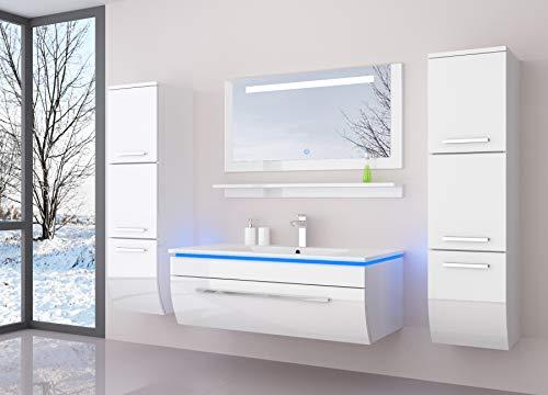Badmöbelset Badezimmermöbel Komplett Bild 2*