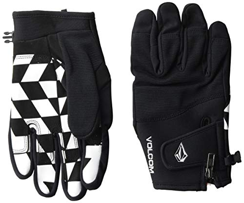 Volcom Herren VCO Crail Glove Handschuhe für kaltes Wetter, schwarz, Mittel