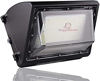 135 Watt LED Wall Pack Light – 17,550 Lumens- High Efficiency 130 Lumen to Watt-Wall Pack LED - 5000K- DLC Premium, 135 Watt - 17,550 Lumens