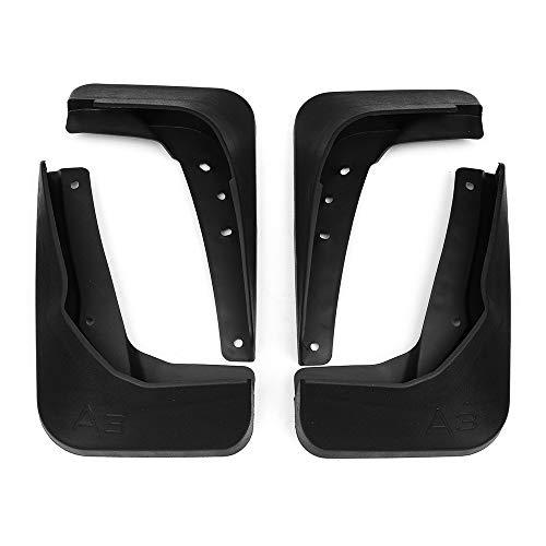 Fender4pcs Universal -Schmutzfänger Schmutzfänger Spritzschutz Kotflügel vorne hinten, für FIAT 500...