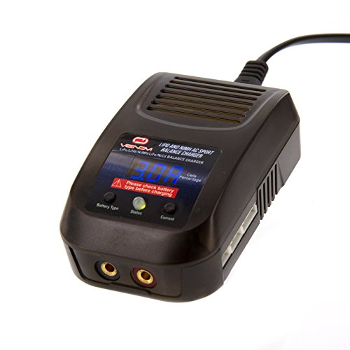 Venom LiPo and NiMH AC Sport Balance Charger   20W RC Battery Balance Charger