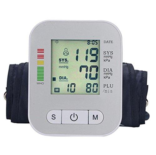 HRRH Upper Arm Typ Automatische elektronische Blutdruckmessgerät Haushalt Intelligente Reale Stimme Elektronische Blutdruckmessgeräte Genauigkeit Zum Medizinischen Blutdruckmessgerät