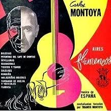 carlos montoya aires flamenco