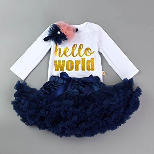 Tutu-jurk, babyjurk, meisjes, prinsessenjurk, ballet, fancy avondjurk, kostuum, dans, sprookjes