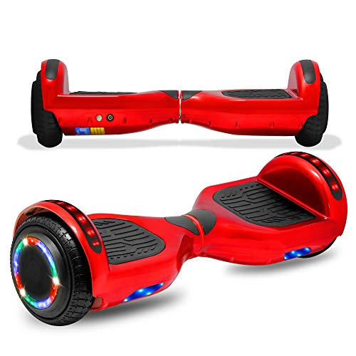 cho Colorful Wheels Series Hoverboard Safety...