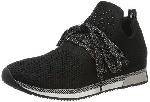 MARCO TOZZI Damen 2-2-23738-33 Slip On Sneaker, Schwarz (Black Comb 098), 38 EU