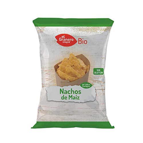 El Granero Integral Nachos de Maiz Bio - 125 gr
