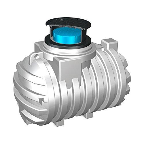 STABILO Sanitaer Trinkwasser-Erdtank 2200l Trinkwassertank Trinkwasserbehälter Zisterne Kunststofftank Erdtank Trinkwasser