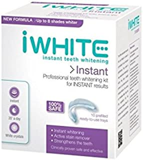 iWhite Instant Professional Teeth Whitening Kit (10 Trays) (Pack of 2)