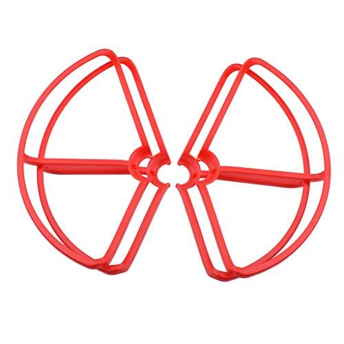sharprepublic 4 Pezzi di Oggetti di Scena per Xiaomi Mi Drone Blade Drone, Pezzi di Ricambio Quadcopter, Oggetti di Scena, CCW, CW