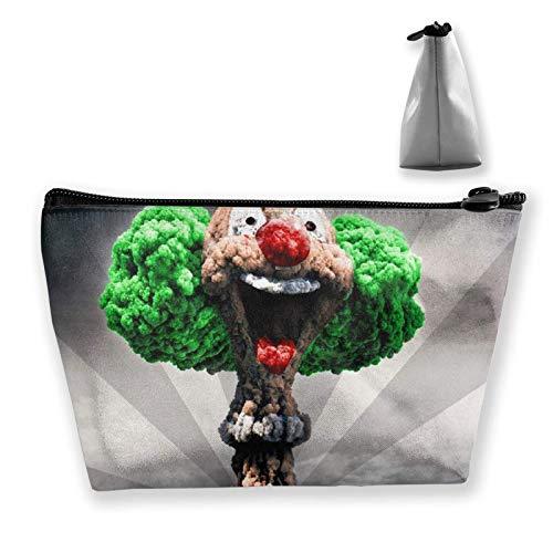 Bolsa de cosméticos para mujer, bolsa de maquillaje de viaje, mini monedero con cremallera para artículos de tocador, regalos perezosos (Pinoy bandera filipina, estrellas y sol)