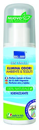 PARODI & PARODI Bio Smell Elimina odori Ambiente, Spray Anti Odore Tessuti, Profumatore igienizzante con Azione di sanificazione Profonda con estratto di Timo, Parodi&Parodi Art. 618, Nessuno
