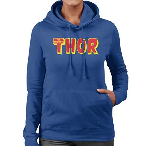 Marvel Avengers The Mighty Thor Women's Hooded Sweatshirt