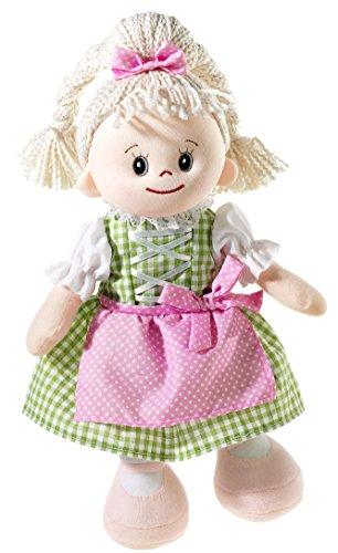 Heunec 474673 Plüschtier, Puppe, Poupetta