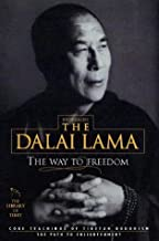 The Way to Freedom (HarperCollins Library of Tibet) by Dalai Lama, His Holiness the (1997) Paperback