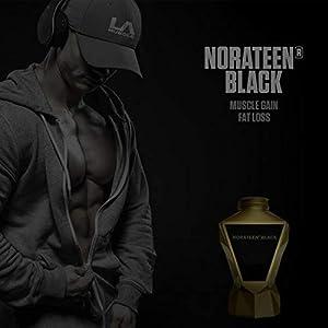 LA Muscle Norateen Black