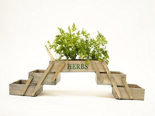 muebles bonitos - Mini Huerta Modelo Plegable