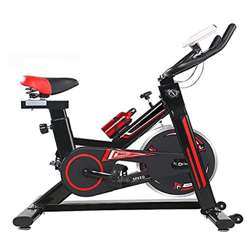 BETTER ANGEL LE Bicicleta Estática Reclinable De Spinning con Respaldo,Resistencia Magnética De 8 Niveles,Sensor De Pulso,Ideal para Ejercicios De Recuperación