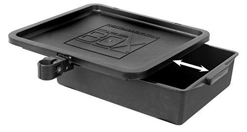 Preston Enterprises Preston OFFBOX 36 OBP/79 Beistelltisch Side Tray Set Anbautisch mit Schiebefach