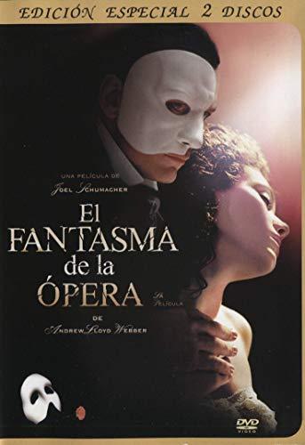 El fantasma de la ópera (Edición Especial) [DVD]