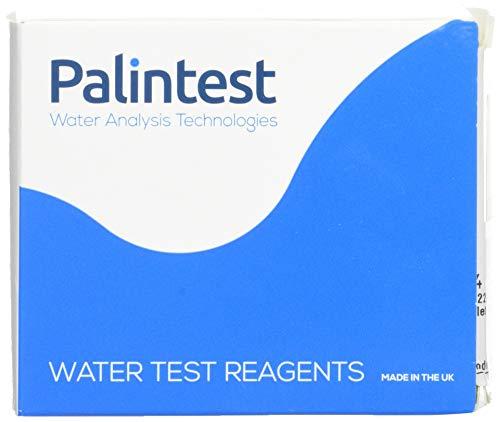 250 1 comprimidos de prueba rápida DPD (25 tiras) para probadores de piscina cloro de Palintest/piscina Spa análisis de agua pooltest/cloro paquete de recarga