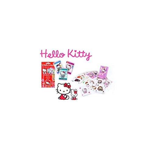 France Cartes - 404526 - Jeu de Société - Jeu de 7 Familles - Hello Kitty