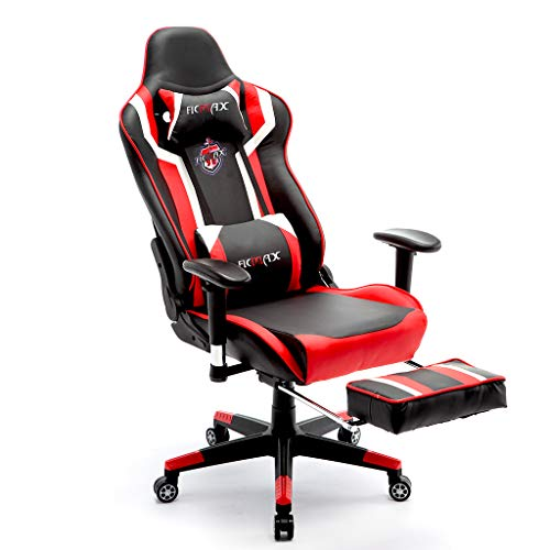 Ficmax Gaming Stuhl  Massage Bild 2*