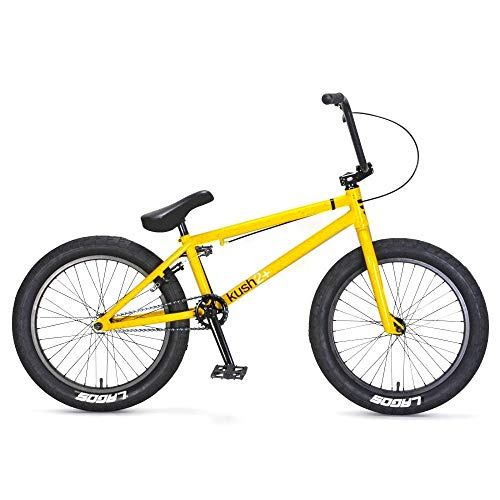 20 Zoll mafiabikes BMX Bike Kush 2+ Verschiedene Farbvarianten (Yellow)