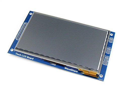WENDi TFT 7inch Capacitive Graphic LCD (C), LED Backlight, 800 X 480 Pixel, GT811 Chip, 8080 Series Interface for SCM LCD