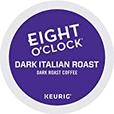 Eight O'Clock Coffee Dark Italian Roast K-Cups - 144 Count Box
