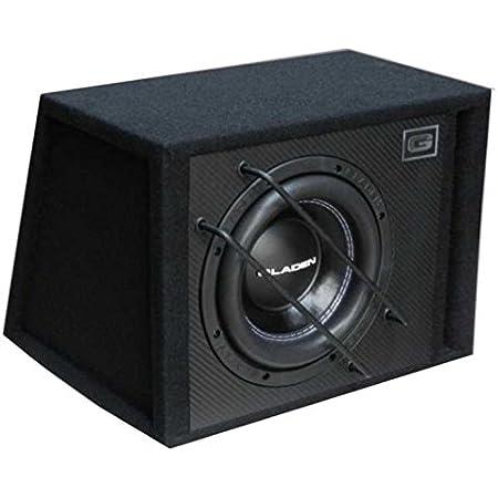 Gladen Sqx 10 Vb Casing Bassreflex Subwoofer 25 Cm Elektronik