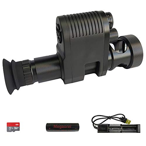 Megaorei 3 Integrated Night Vision Scope Hunting Cameras Outdoor Wildlife Trap Rifle Scopes Unique Shockproof Night Vision Hunting Device