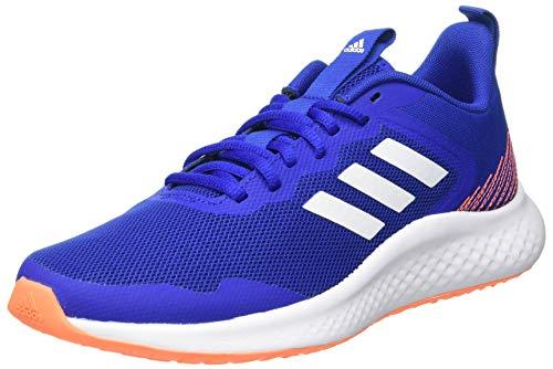 adidas FLUIDSTREET, Zapatillas de Running Hombre, AZUREA/FTWBLA/NARCHI, 44 EU