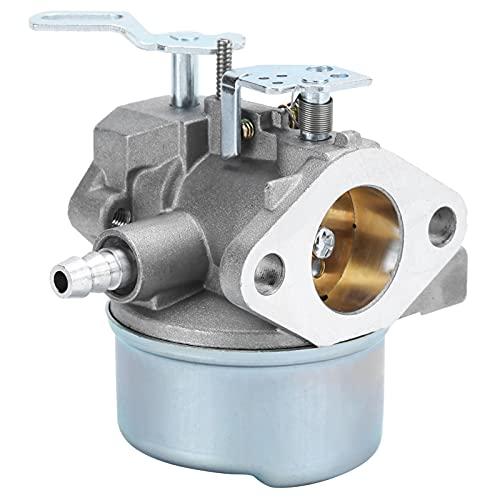 Aoutecen Kit de carburateur remplaçable Directement carburateur de souffleuse à Neige pour STIHL FS55R FS55RC KM55 HL45 KM55R pour réparation de pelouse