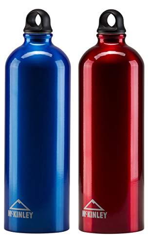 McKINLEY Trinkflasche, Dunkelrot, 0.6L
