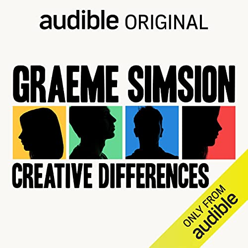 Creative Differences Audiobook By Graeme Simsion cover art